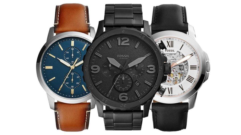 A Fossil amerikai vintage óra remek választás azok számára, akik egy egyedi retro órát keresnek