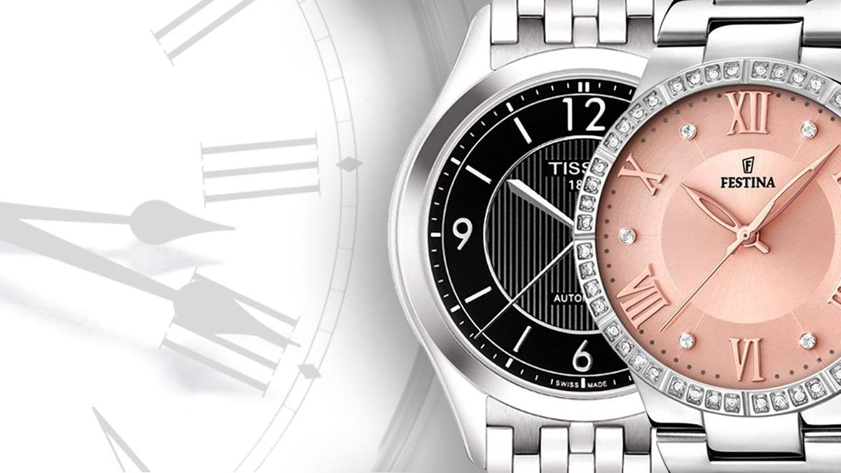 Inspirujte se našim výběrem dámských hodinek s čísly