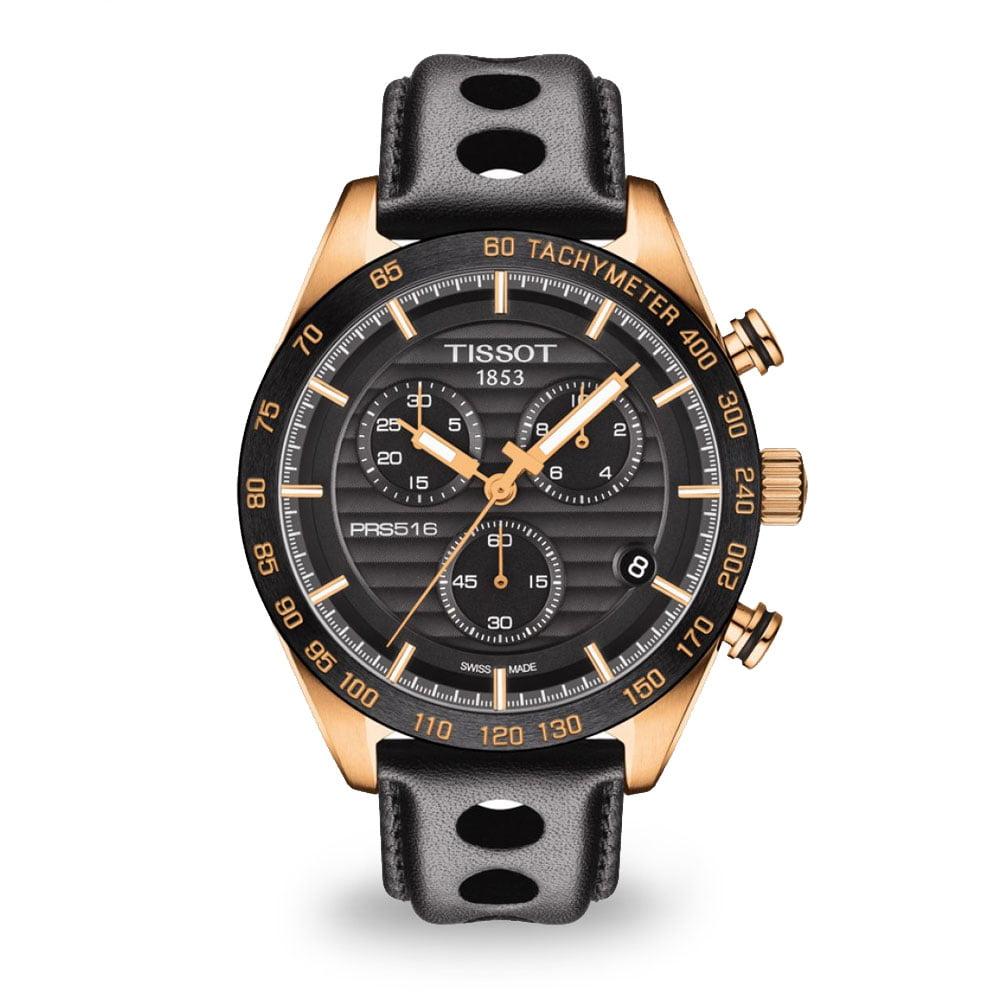Luxusné hodinky Tissot s koženým remienkom