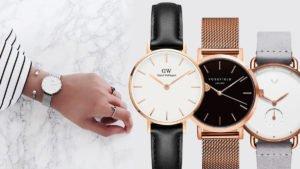 Hledáme nejlepší dámské minimalistické hodinky