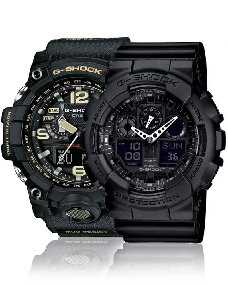 A robusztus Casio G-Shock férfi karóra tökéletes választás mindenkinek, aki egy tartós, szívós órát keres