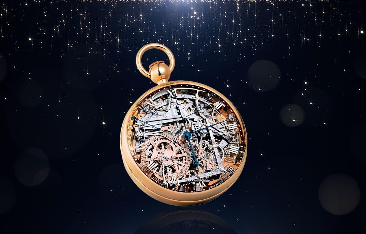 A világ egyik legdrágább karórája 25 millió euró értékben - Breguet Grande Complication Marie-Antoinette