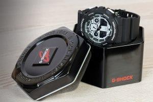 Az idő beállítása a Casio G-Shock karórán
