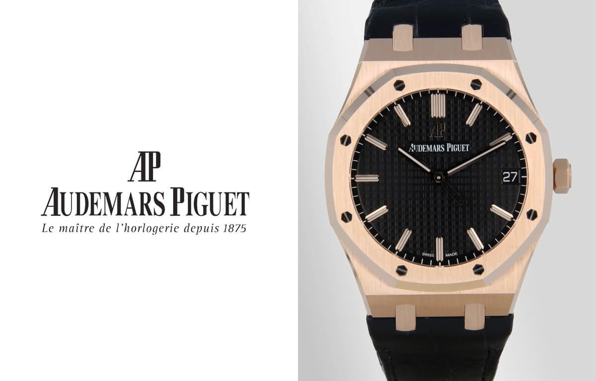 """Az Audemars Piguet luxusmárka az ún. """"Holy Trinity"""" része"""