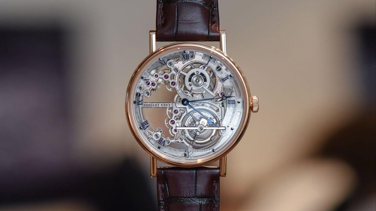 A Breguet márka és órái a világ legdrágábbjai közé tartoznak