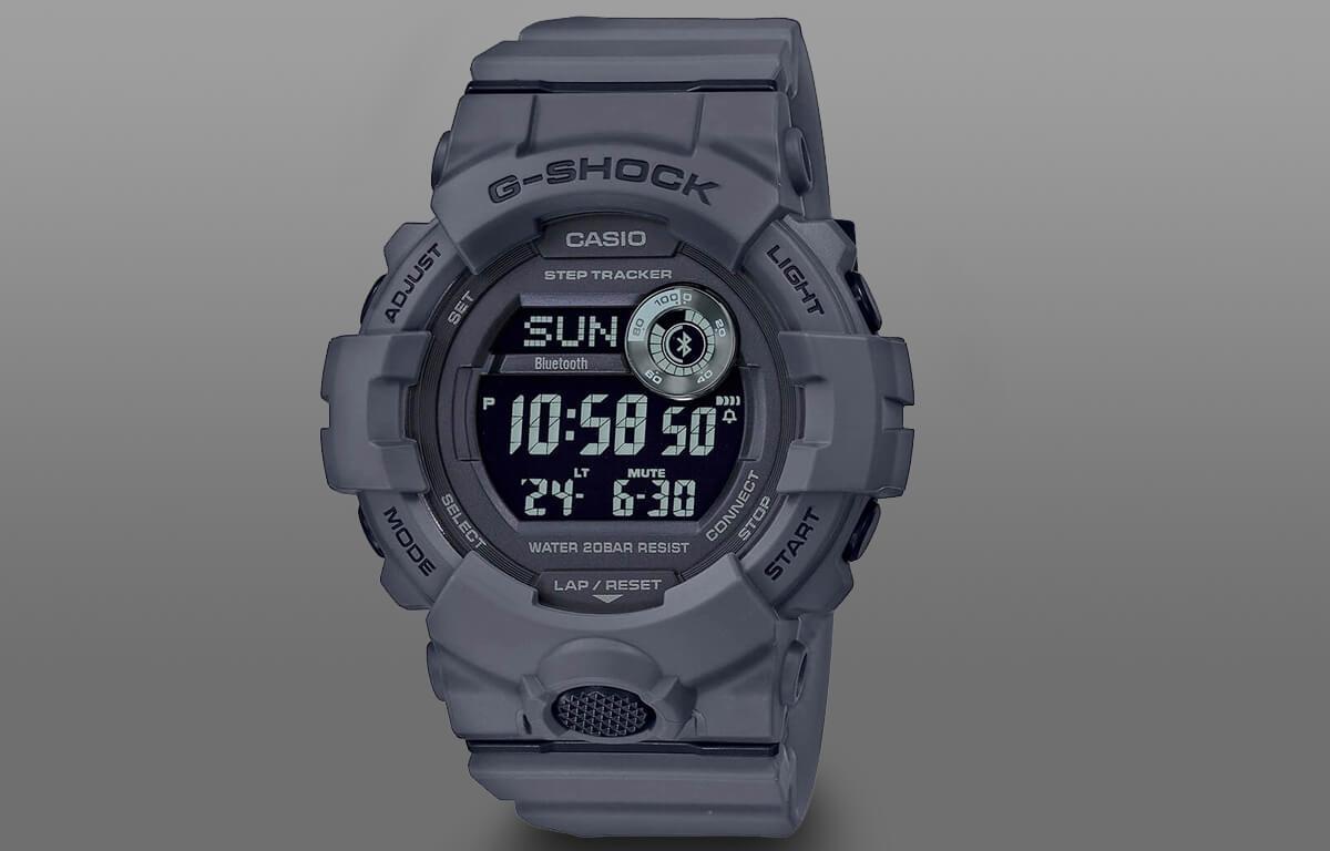 lcsó sportos Casio G-Shock karóra