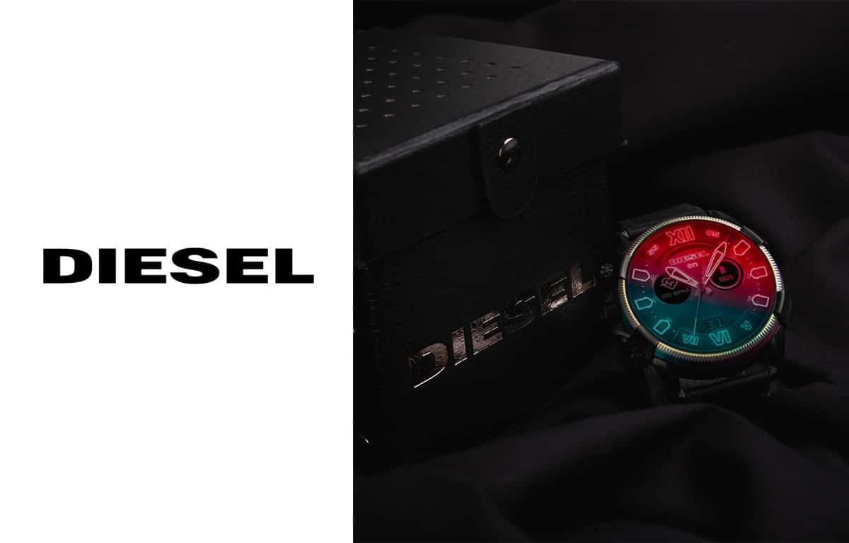 A Diesel márka a Fossil Group része
