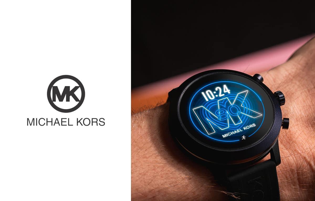 A népszerű Michael Kors divatos karóra márka a Fossil Group része