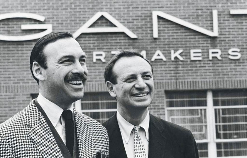 A Gant divatmárka alapítói