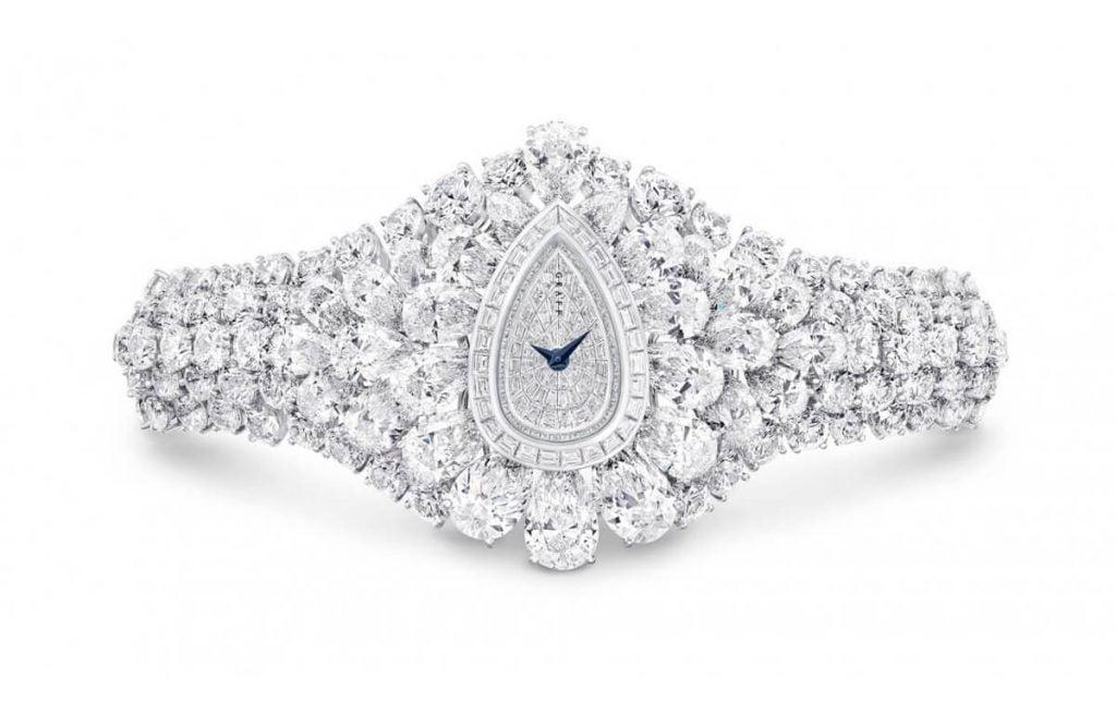 A világ második legdrágább órája - Graff Diamonds The Fascination