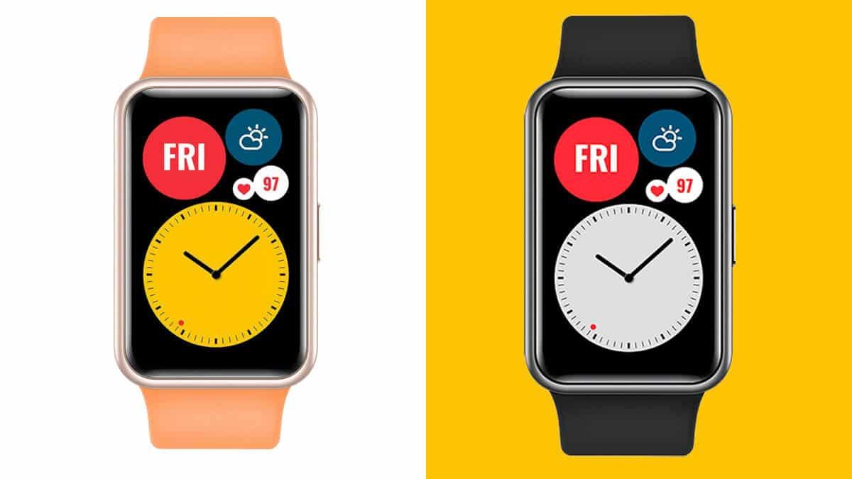 A Huawei Watch Fit okosóra nagyszerű indító darab az okos órák világába