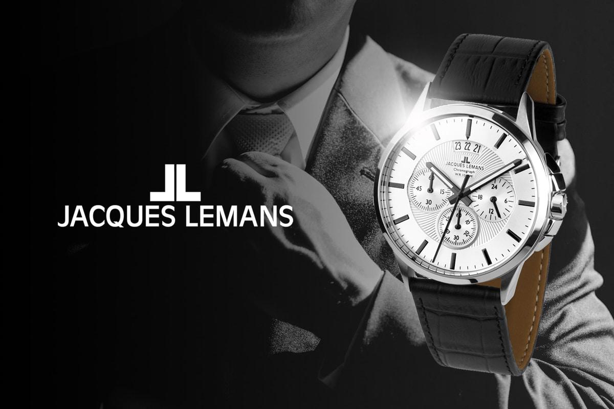 Minőségi osztrák Jacques Lemans karóra