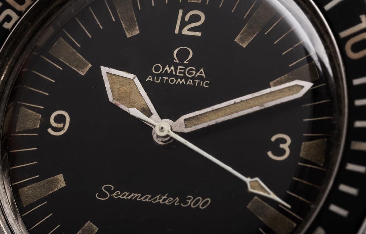 Omega Seamaster karóra