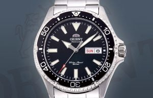 Automatic Diver Watch FAA02001B9 Orient karóra