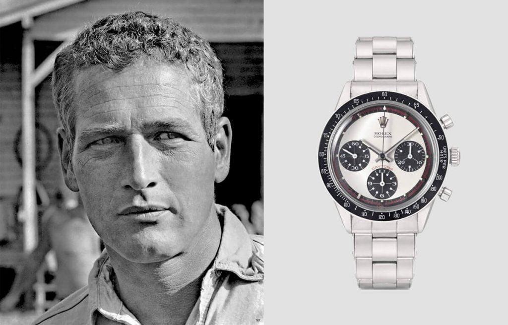Az óra rajongók közé tartozott Paul Newman hollywoodi színész is. Az ő nevét viselő egyedi Rolex Daytona az egyik legdrágább karóra a világon