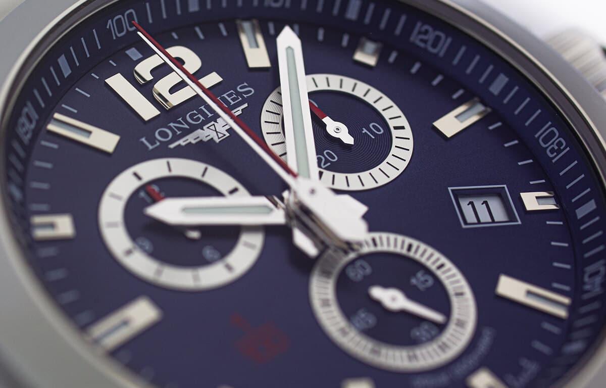 A Longines pilóta karóra egyet jelent a minőségi svájci órával
