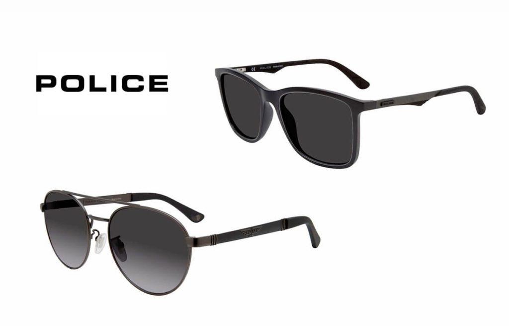 A Police márka napszemüveg értékesítésével kezdte