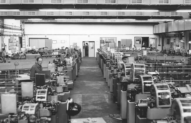 Az első csehszlovák Prim karóra gyár