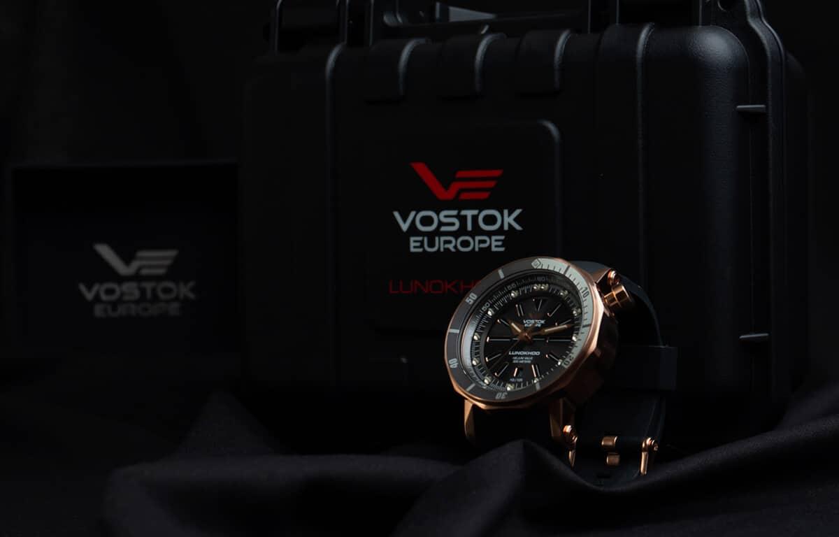 Vostok Europe Lunokhod-2 karóra